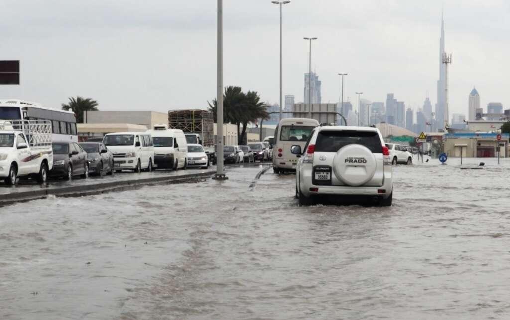 How much rain, heavy rainfall, flooding, Dubai, Dubai Media Office, Dubai Municipality, Dubai Police