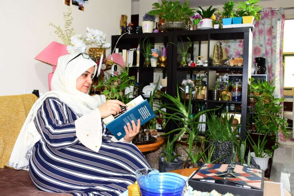 Dubai expat, grown, forest, home, Al Qusais, Aishah Siddiqua