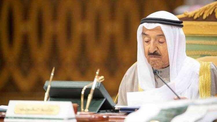 kuwait, amiri, diwan, amir, sheikh sabah, health, stable