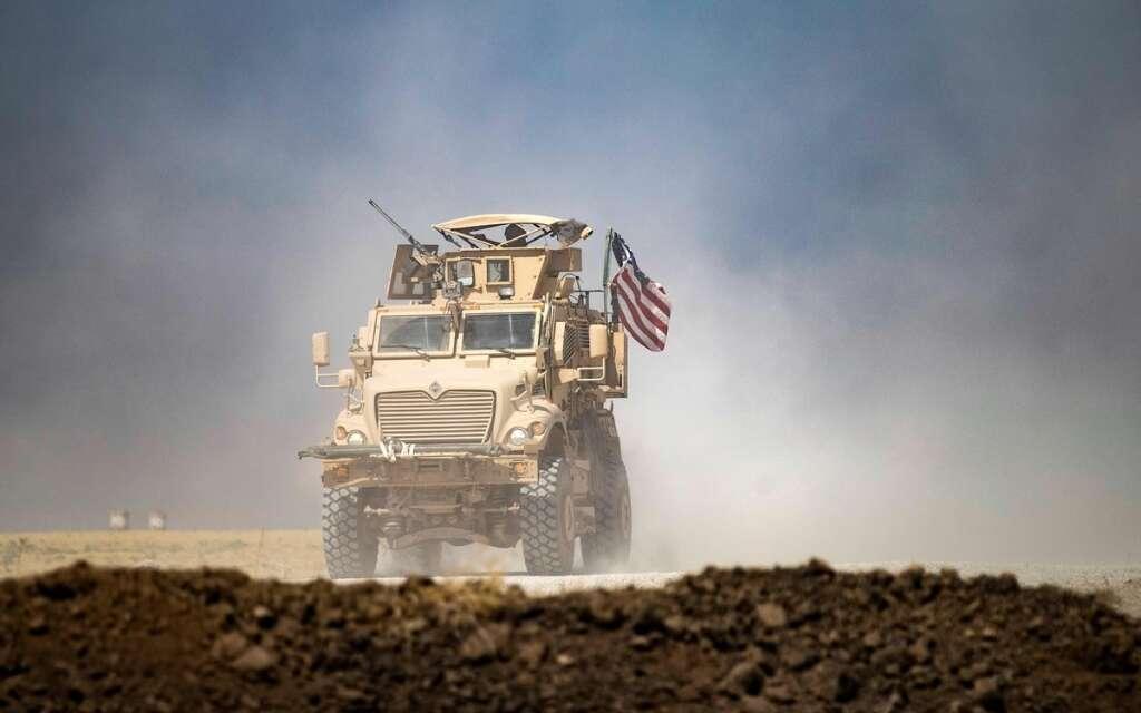 Syria, US troops, Centcom