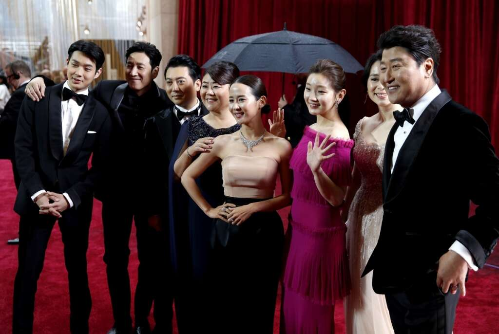 Oscars, Moonlight, La La La, Academy awards, Parasite
