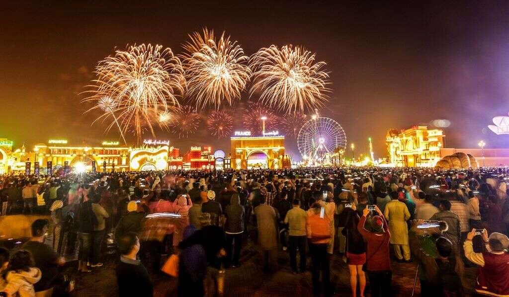 Dubais Global Village closes season with record attendance