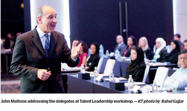 UAE has unique opportunity with diverse, young talented workforce