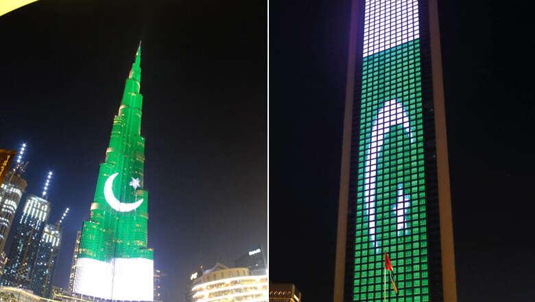 Pakistan consulate, Dubai, Burj Khalifa