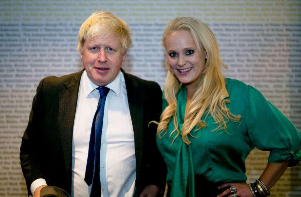Jennifer Arcur,  British PM, Boris Johnson