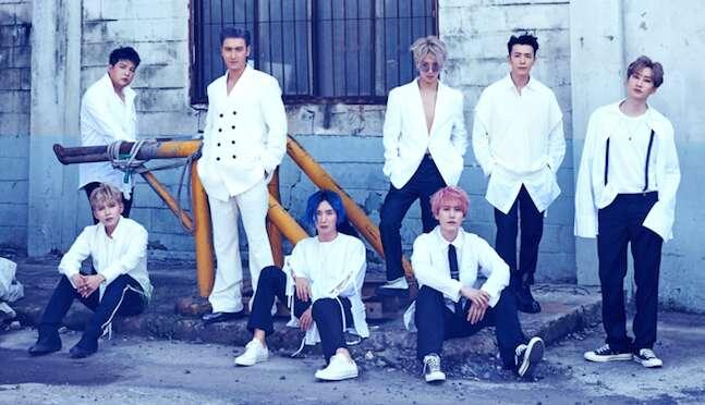 K-pop, Super Junior, Dubai, Coca-Cola Arena, concert