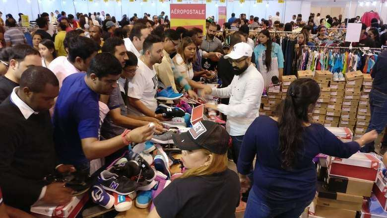 Eid mega sale: Second day offers 75% discount on top brands in Dubai
