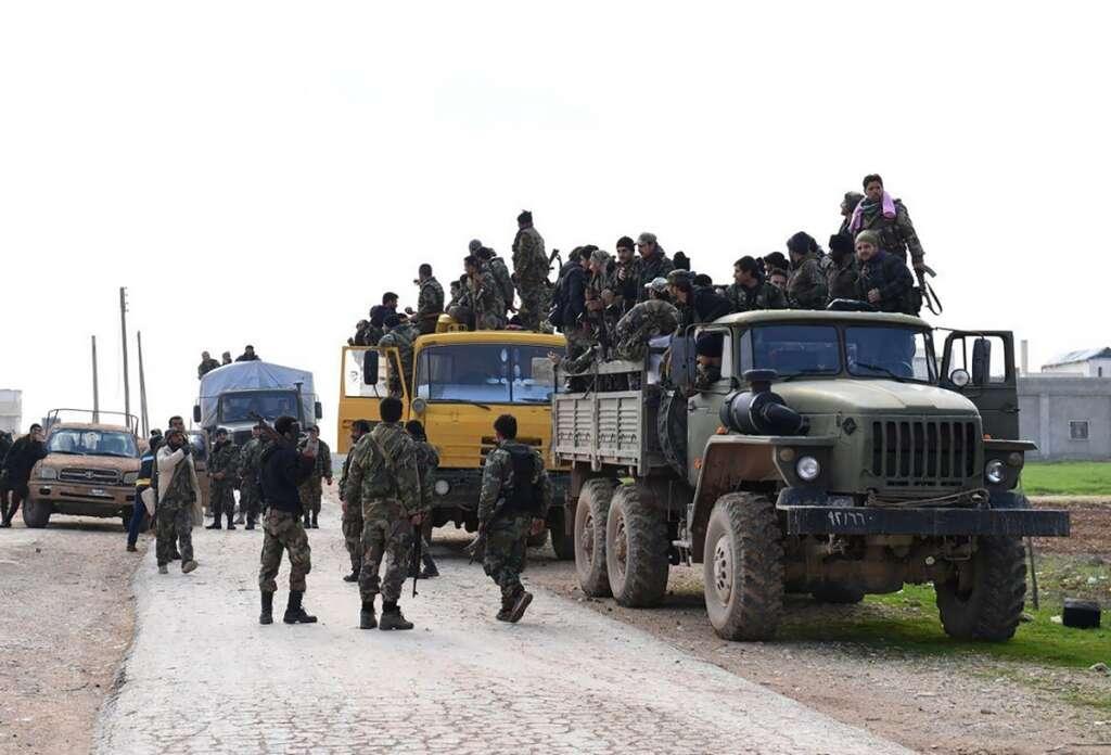 Five, Turkish soldiers, killed, Syria attack, northwest Syria, Turkish military