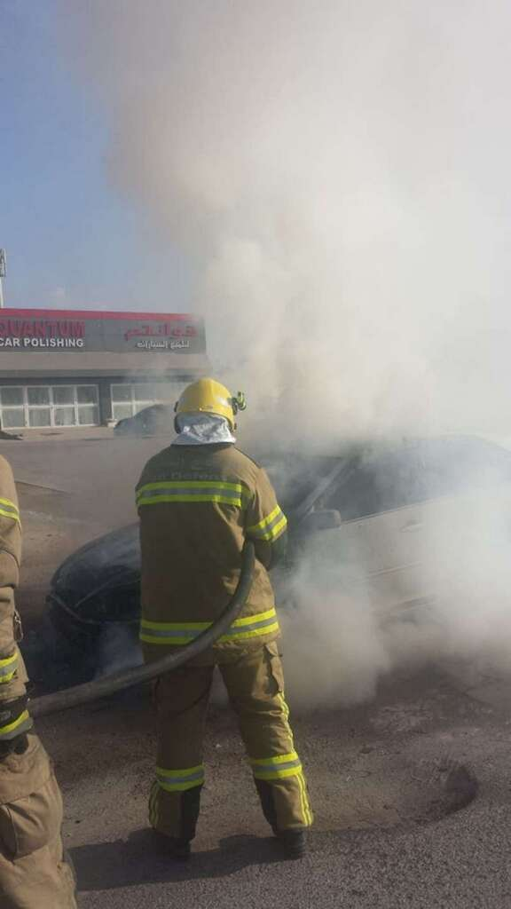 Video: RAK Civil Defence is fastest in world, claims official
