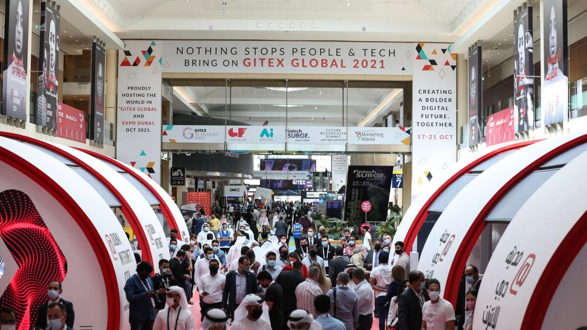 GITEX GLOBAL x Ai Everything follows the announcement of the UAE's Projects of the 50, which will deliver new national initiatives that will enhance innovation and digital economies