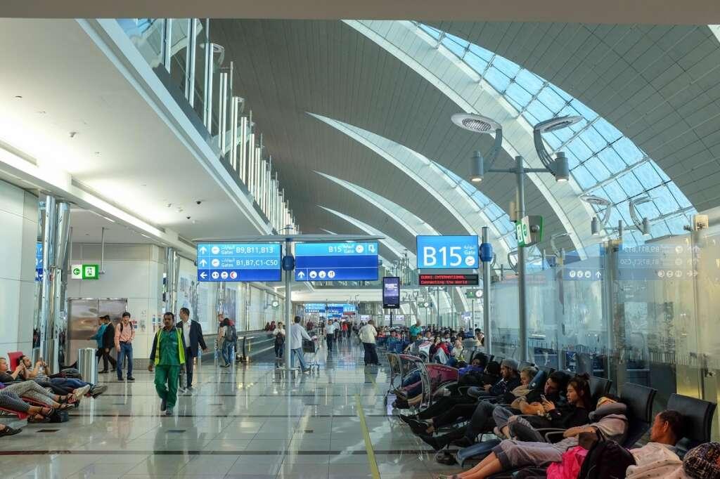dubai, coronavirus, covid-19, dubai airport