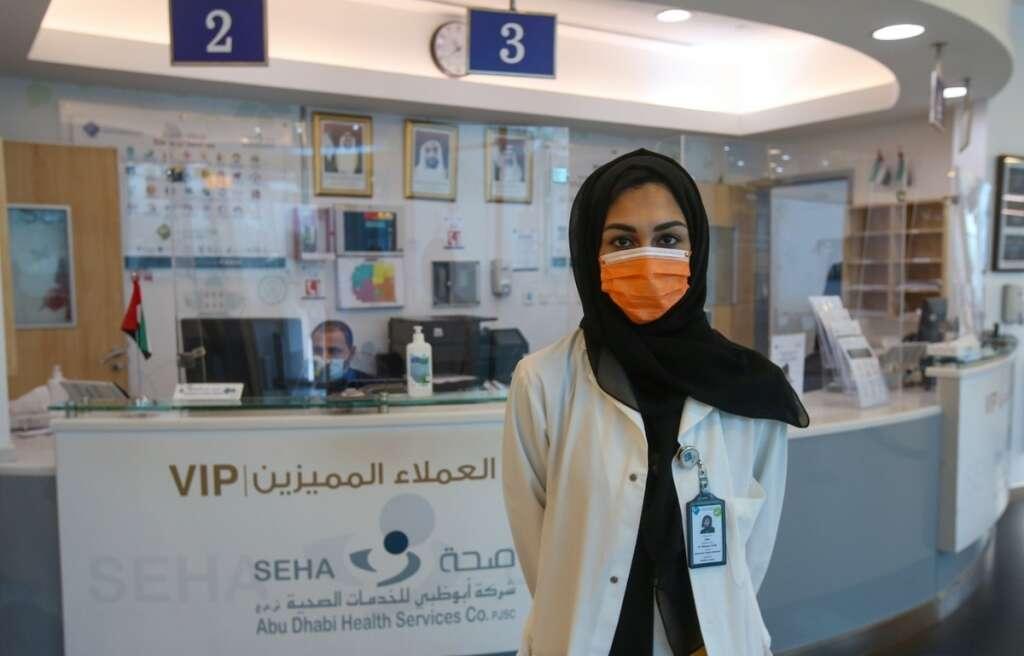 Coronavirus, Abu Dhabi, takes, extra steps, keep, health workers, safe