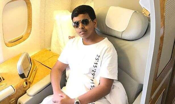 Richest Kid In Dubai >> Dubai S Rich Kid Now Has A Milkshake To His Name Khaleej Times
